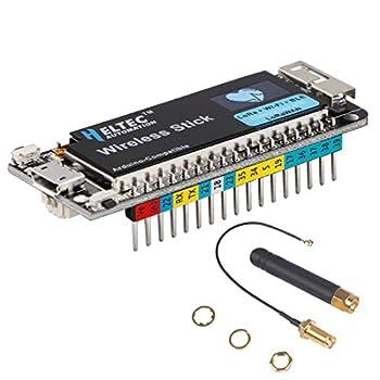 HiLetgo ESP32ワイヤレススティックLora