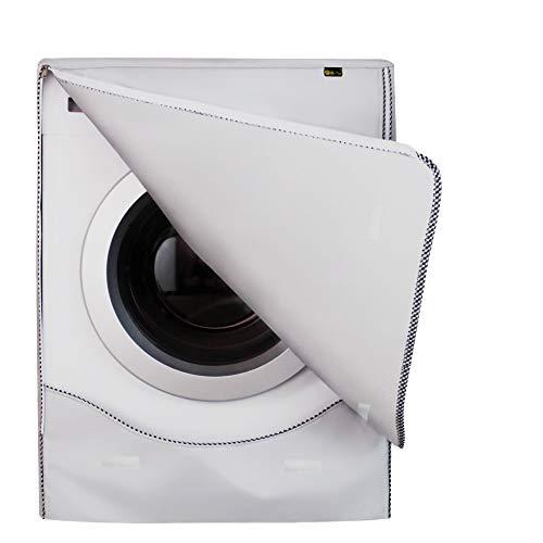 Mr.You Copertura Lavatrice per Esterno per Le lavatrici, Asciugatrice Coprilavatrice di Spessore Migliore Performance di Crema Solare Anti-ultravioletti Impermeabile Antipolvere(Tele Standard,XL)