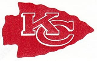 Creative Club Stickers Reflective KC Chiefs Sticker Car Bumper Laptop Kansas City Decal Window 2