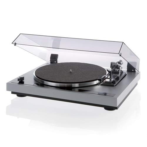 Thorens TD 190-2 Fully Automatic Turntable - 33 or 45 or 78 rpm OMB 10 (Silver)