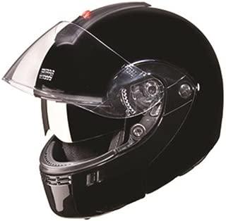 Studds Ninja 3G SUS_N3GDVFFH_BLKXL Full Face Helmet with Double Visor(Black, XL)