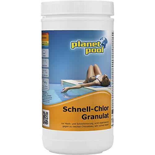 Planet Pool Schnell-Chlor-Granulat 1 kg