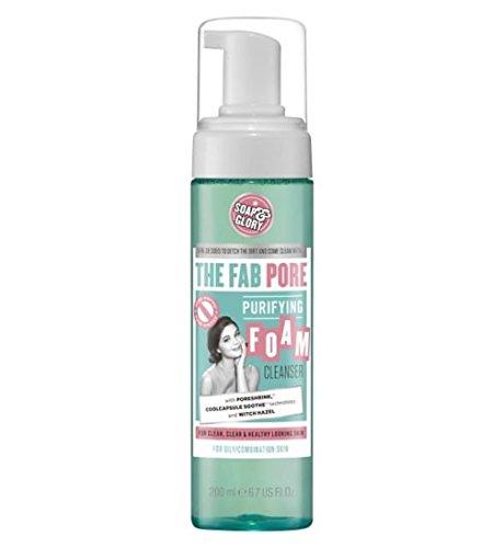 "Soap & Glory, detergente ""The Fab Pore"", schiuma purificante, 200ml"