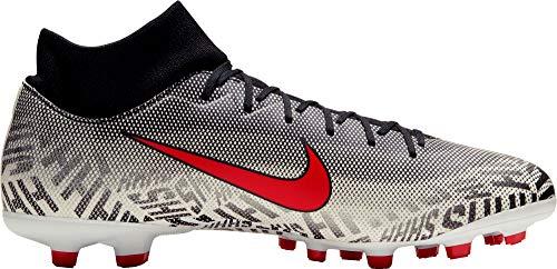Nike Superfly 6 Academy Neymar FG White-Black 10