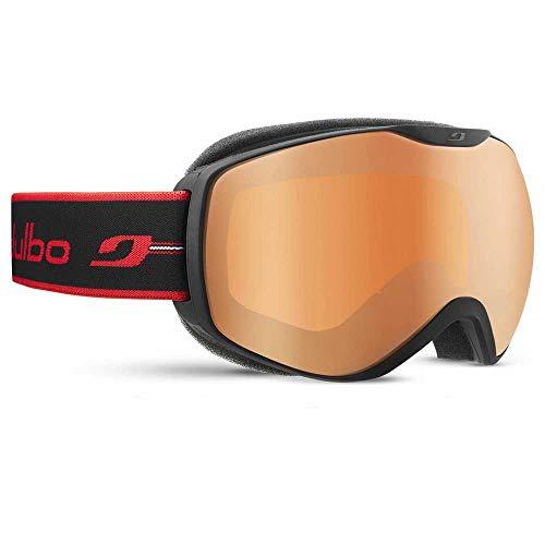 Julbo für Herren Ison Skibrille, schwarz/rot, L+
