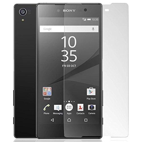 Laybomo Película Templada para Sony Xperia Z5 Premium Protector de Pantalla de...