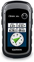 Garmin eTrex 30x, Handheld GPS Navigator with 3-axis Compass, Enhanced Memory and..