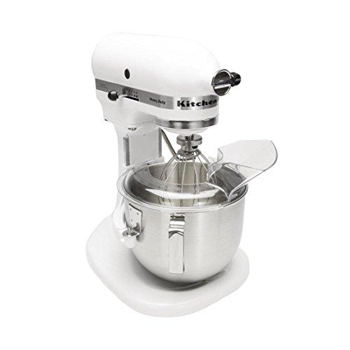 KitchenAid 5KPM5planetaria mezclador de alimentos, 4,8L), color blanco