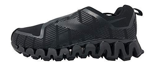 Reebok Men's ZigWild TR 6 Sneaker, Black/Cold Grey/White, 10