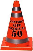 amscan 210312 50th Birthday Traffic