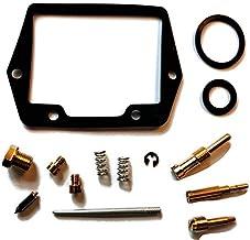 Carburetor Carb Repair Rebuild Kit Compatible with Honda CT70 CT 70 Trail Bike 70 (1969-1977)