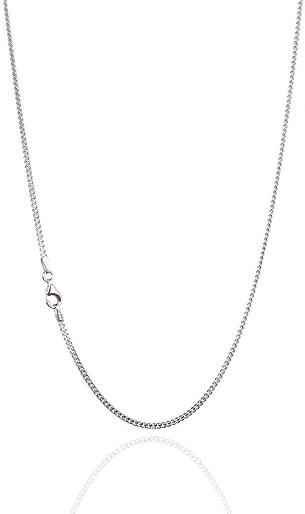 Italian Quality Chain 925 Cu Spring new work one after another Surprise price Sterling Diamond-Cut Silver