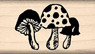 Stamps by Impression Mushrooms Rubber Stamp