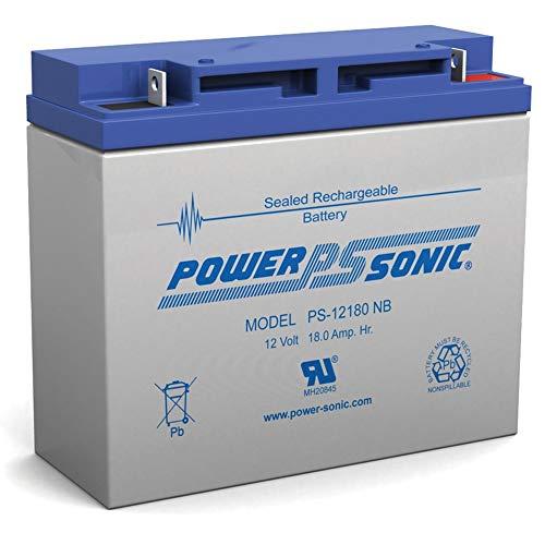 Powersonic 12V 18AH 51913 BMW K1200LT K1200RS AGM SLA Motorcycle Battery