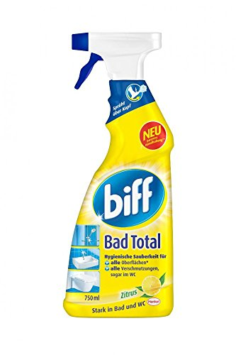 Biff Bad Total Zitrus 750ml