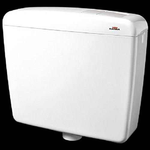CASSETTA WC in ABS SUPER KARIBA DUO B/CA