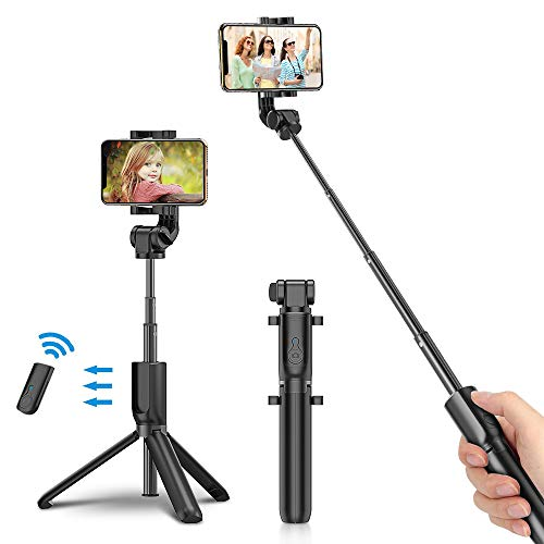 Bovon Perche Selfie Bluetooth, Selfie Stick...