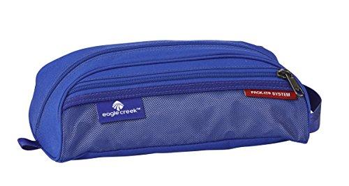 Eagle Creek Wash bag Pack-It Original Quick Trip Toiletry Organizer, blue Trousse de toilette, 26 cm, 3 liters, Bleu (Blue Sea)