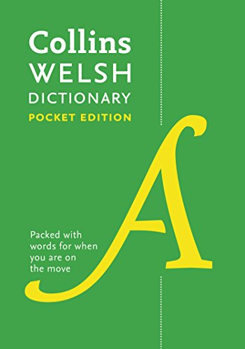 Collins Spurrell Welsh Dictionary Pocket Edition: Trusted support for learning (English Edition)