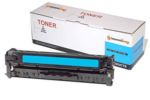 CVT- Cartucho de Toner Compatible CF541A / 203A Cyan para HP Color Laserjet Pro M254dw M254nw MFP M281FDN M281FDW M280NW
