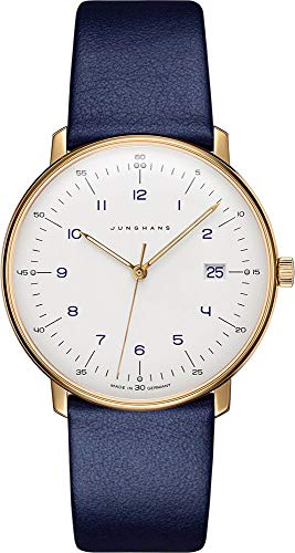 Junghans max Bill Quarz Herren-Armbanduhr 041/7849.00