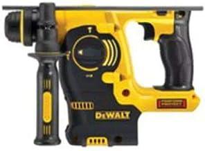 Dewalt DCH253N-XJ DCH253N-XJ-Martillo Electroneumático XR 18V SDS-Plus 2,1J 3 Modos sin Cargador/batería, 18 W, 18 V, Yellow/Black, Bare Unit