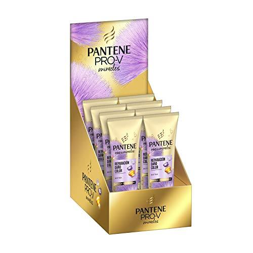 Pantene Pro-V Miracles Para Reparar Los Daños De La Coloración Miracles De Pantene Pro-V Con Biotina Para Pelos...