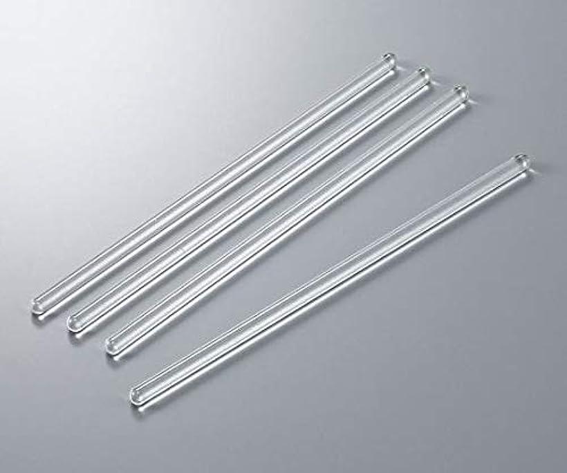 肉屋飼料キャメルアズワン ガラス製撹拌棒 10本入 6-150 /3-8407-06