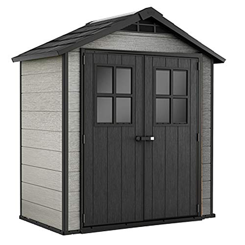 KETER ケター OAKLAND 754 Outdoor Shed オーク...