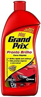 Limpador Automotivo Grand Prix Pronto Brilho 200ml