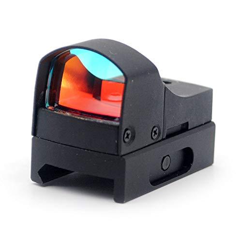TRIROCK 3 MOA Red Dot Reflex Sight Scope riflescope with Adjustable Picatinny Weaver Mount