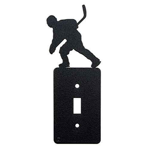 Innovative Fabricators, Inc. Hockey Single Light Switch Plate Cover