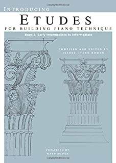 Introducing Etudes for Building Piano Technique, Book 2: Ear