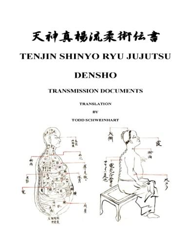 Tenjin Shinyo Ryu Densho: Transmission Documents