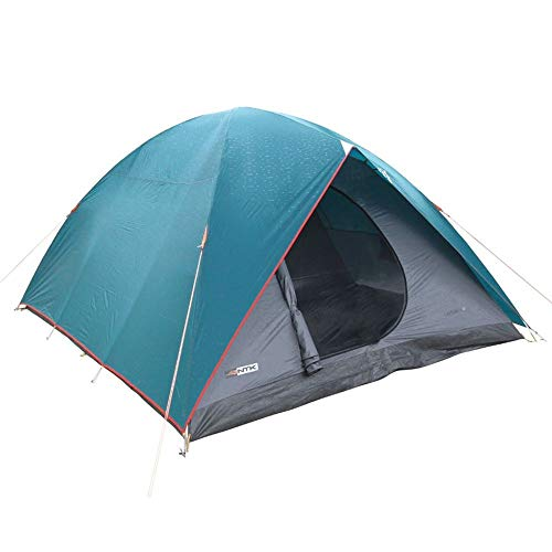NTK Cherokee GT 8 to 9 Person 10 by 12 Foot Sport Camping Dome Tent 100% Waterproof 2500mm 3 Seasons