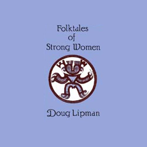 Folktales of Strong Women audiobook cover art