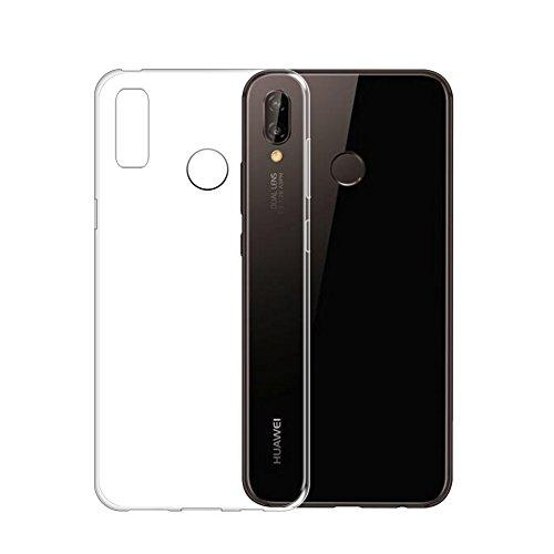 Cover Huawei P20 Lite Custodia Huawei P20 Lite TopACE Custodia Puro Trasparente Morbida TPU Silicone Ultra Sottile Case per Huawei...