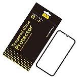 RhinoShield Protection écran Verre trempé compatible avec [iPhone XR/iPhone 11] - Résistance maximale aux Rayures et aux Traces de Doigt