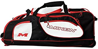 Miken Championship Wheeled Slowpitch Softball Equipment Bag (MKBG18-CH)