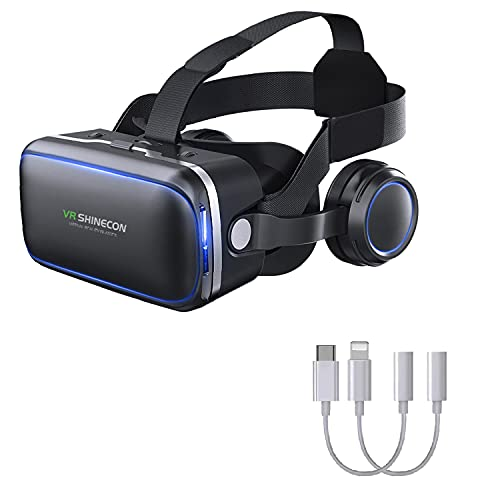 VR SHINECON Original 6.0 VR Headset Version Virtual...