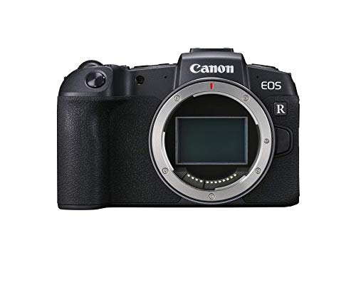 Canon EOS RP Mirrorless Digital Camera (Body Only) (Renewed)