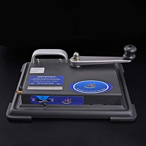 lcfun Rolling Machine, Hand Operation Roller Maker Injector Machine for King Size,100mm,Regular Tubes-for 8mm Diameter Tube