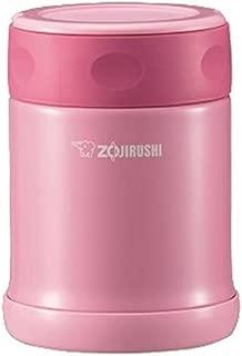 ZOJIRUSHI ステンレスフードジャー 0.35L ピンク SW-ED35-PA