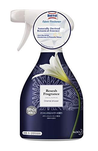 リセッシュ 除菌EX フレグランスタイプ 消臭芳香剤 液体 消臭スプレー 布用 空間消臭用 オリエンタルシャワー 本体 370ml