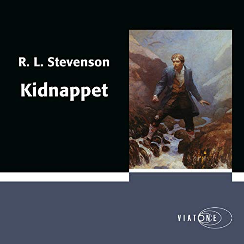 Kidnappet [Kidnapped] audiobook cover art