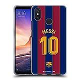 Head Case Designs sous Licence Officielle FC Barcelona Lionel Messi 2020/21 Joueurs Home Kit Groupe...