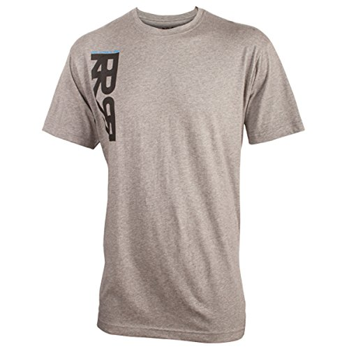 Royal Racing T- Shirt Crown-Gris Homme, FR (Taille Fabricant : XL)