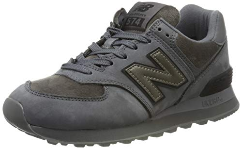 New Balance Damen 574v2 Sneaker, Blau (Blue Blue), 40.5 EU