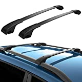 YITAMOTOR Roof Rack Cross Bars Compatible with 2014-2021 Jeep Cherokee, Aero Crossbars Rooftop Luggage Cargo Bag Kayak Canoe Bike Carrier