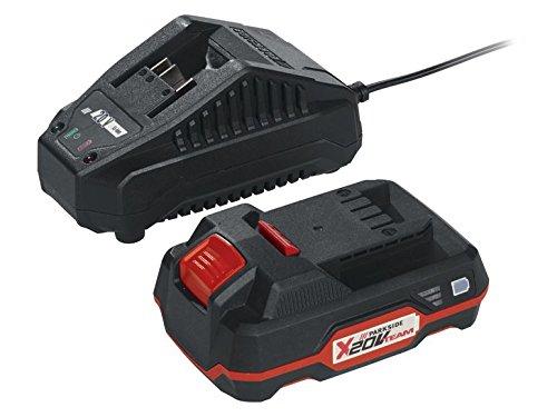 Parkside PAP 20 A1 - Batería de repuesto (20 V, 20 V, incluye cargador)